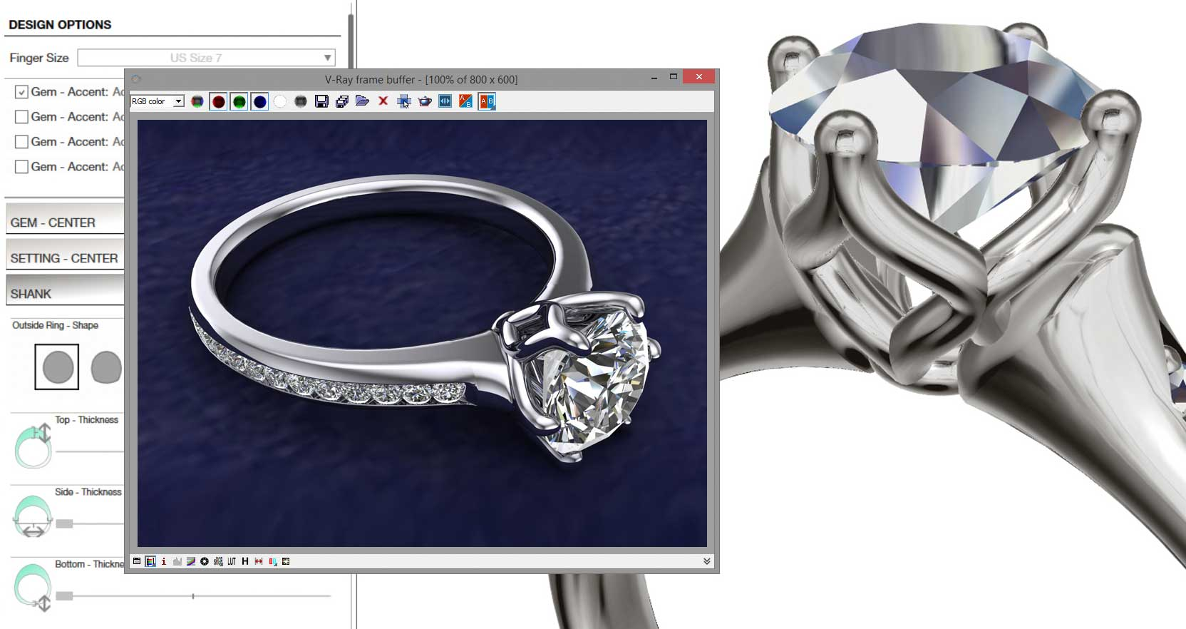 Custom design services virag jewelers for Custom design services
