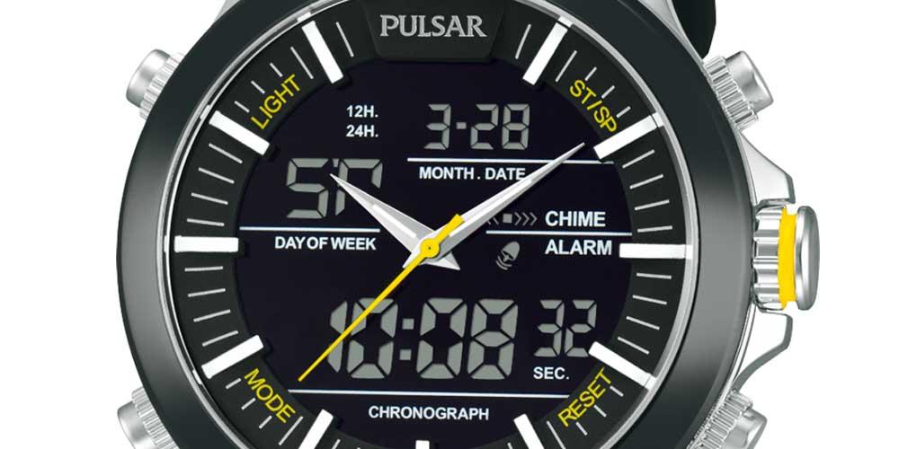 Digital/Analog Watches